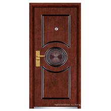 Стальная деревянная дверь (компания fxgm-B207)