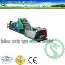 Rubber Strip Type Cooling Machine (tops-600)