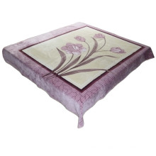 100% Polyester Soft Outdoor Lotus Blanket from Factory China