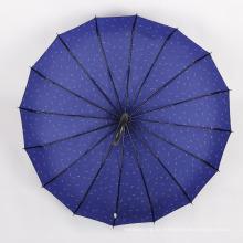 A17 guarda-chuva reto automático aberto e guarda-chuva