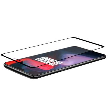 Protector de pantalla de cristal templado One Plus 6