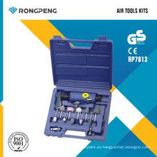 Juegos de herramientas neumáticas Rongpeng RP7813
