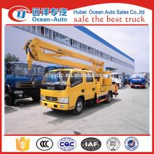 14M Dongfeng aerial work platform truck