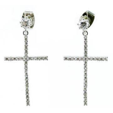 Bijoux Silver Silver Fasion 925 Silver Earrings (E6502)