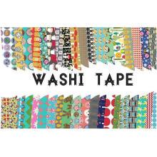 washi tape, ...