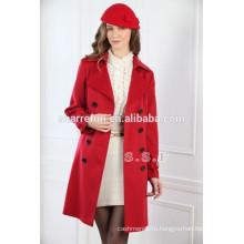 2014-2015 роскошные 100% чистого кашемира пальто для женщин(450 г/кв. м)