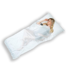 High Quality Silk Sleeping Bag Liner Skin Friendly Sleeping Bag Liner 100% Natural Silk Sleeping Bag Liner