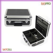 China Supplier of Aluminum Briefcase Style Barber Tool Box (SATC011)