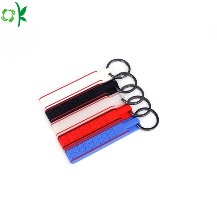 silicone keychains personalized