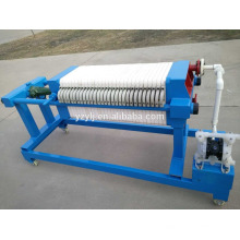 Filterpresse mit Membran-Squeeze-Typ