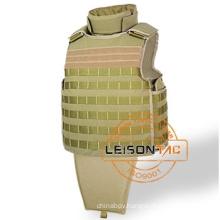 Bulletproof tactical vest gear army vest ISO and SGS Standard NIJ IIIA