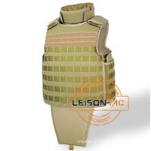 Colete tático engrenagem colete exército ISO e SGS norma NIJ IIIA