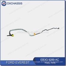 Tubo de combustible genuino Everest EB3G 9289 AC