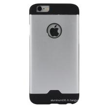 Fabricant de profilé d'extrusion en aluminium, couverture arrière de téléphone portable 7000 aluminium