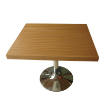 Dining Table Canteen Table for Hotel Furniture