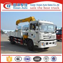 8000 kg Caminhão-guindaste / guindaste Caminhão / caminhão Guindaste