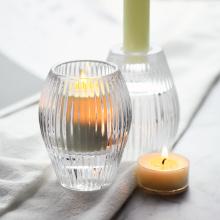 Bulk Crystal Tealight Candle Holders