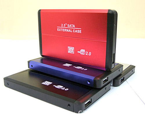 external hard drive caddy