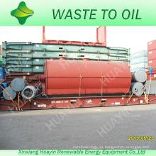 Desde 1993 haciendo la máquina de destilación de petróleo crudo Doing This Business usando quemadores de petróleo