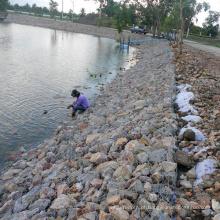 Riverbank Stablization Gabion Colchão / Colchão Reno / Colchão River