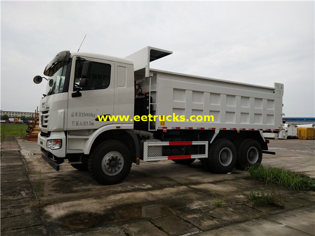 C&C 350HP 10 Wheeler Dump Trucks