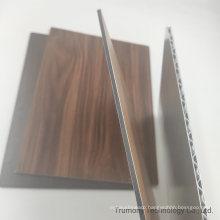 Aluminum Sandwich Panel Aluminum Corrugated Core Composite Panels