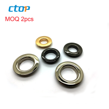 professional metal hardware eyelets for bags