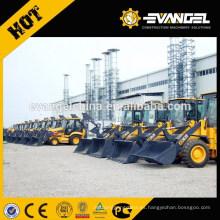 Nuevos cargadores frontales del tractor WZ30-25 excavador compacto de la retroexcavadora del cargador de la rueda para la venta