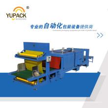Máquina automática de la película de la retráctil para la tarjeta de la lana de la roca