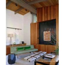 Umwelt-Qualitäts-rote Cedar Background Wall