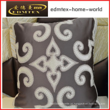 Bordados decorativos almofada de veludo de moda travesseiro (EDM0304)