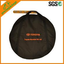high quality reinforced spare car tire bag