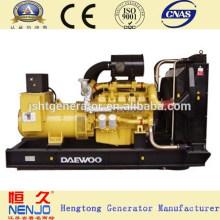 Генератор 520kw новые продукты на рынке Китая дизельный генератор Daewoo тепловозный