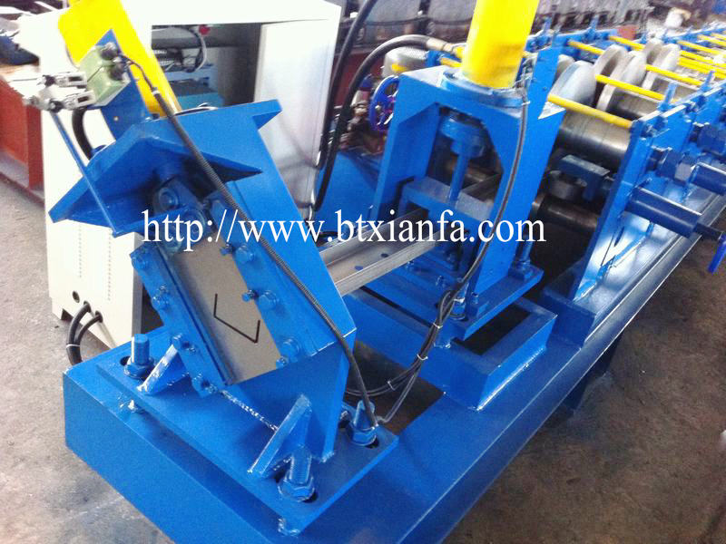 U Shaped Rolling Forming Machines