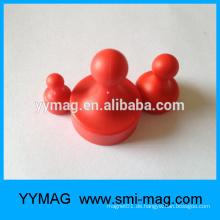 Heiße Verkaufsfarben Neodym-Magnetstiftmagnet post-it Anmerkungen