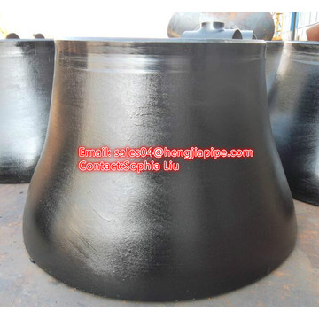 dilas dan mulus CS butt weld concentric reducer