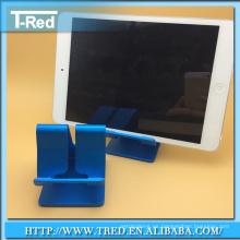 Ahorre el soporte de carga de aluminio del soporte del teléfono móvil del 50% para la PC de la tableta