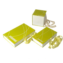 Kustom Dicetak Pakaian Gift Packing Flat Folding Box