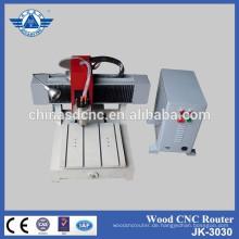 Jinan Maschine Fabrik heißer Verkauf Mini Cnc Graviermaschine mit wirtschaftlichen Preis