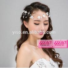 Fabrik Großhandel schöne Mode Hochzeit Blumen Haarzusätze