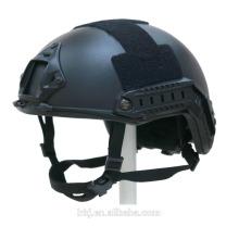 NIJ nível IIIA bala prova FAST Aramid Kevlar militar balístico capacete