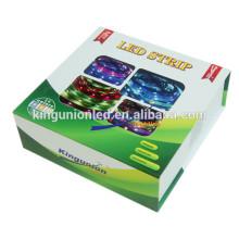 Kingunion neues Blister Paket RGB5050 LED flexibles Streifen Licht