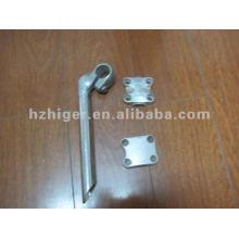 Aluminium-Druckguss von Fahrradteilen, Aluminiumteil