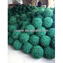 Искусственный самшит подстриженными трава мяч