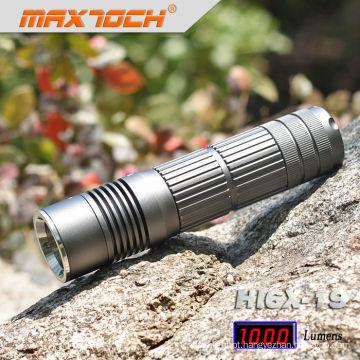Maxtoch HI6X-19 10 Watt LED Lanterna à prova d'água recarregável