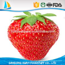 Wholesale Frozen Fruits IQF Frozen Strawberry diced, sliced, whole, with sugar