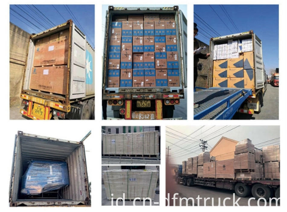 Warehouse&Packing&Delivery of the truck spare parts3