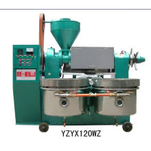 Aceite de semilla de girasol Máquina de prensa automática Máquina de exprimido de extracción de aceite