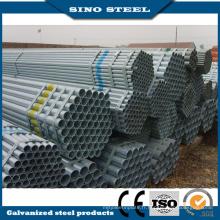 Pipe en acier galvanisée de Q195 10 mm 16 mn