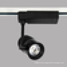 20W LED Beleuchtungsausrüstung mit Energieeinsparung LED Schienen-Licht COB Art LED Schienenspitze Licht